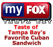 Fox 13 Favorite Cuban Sandwich